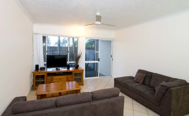 Two Bedroom Apartment Lounge